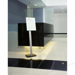 Prezenter STOJAK INFO SIGN DURABLE  A4 118CM