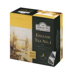 HERBATA AHMAD ENGLISH TEA NR 1 (100) BEZ ZAWIESZKI