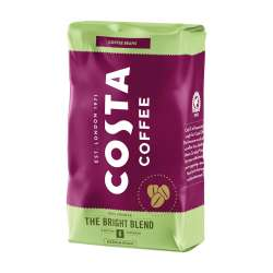 Kawa COSTA COFFEE THE BRIGHT BLEND 6 100% ARABICA ZIARNA 1KG