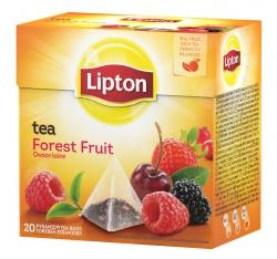 HERBATA LIPTON PIRAMIDKA FOREST FRUIT ( 20 )