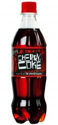 COCA-COLA 0.5L CHERRY COKE  (12)
