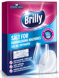 Sól do zmywarek BRILLY 1.5kg GENERAL FRESH