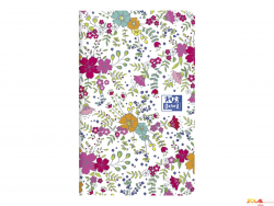 Notesik OXFORD FLORAL 9x14cm 400111055