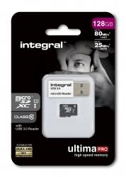 Micro SDHC 32GB (with Adapter to SD Card) CL10 Ultima Pro UHS-1, up to 90MB/s transfer speed